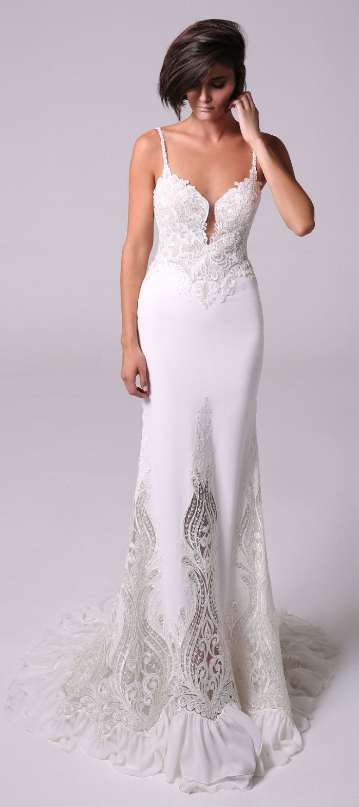 Michal Medina 2018 Wedding Dresses