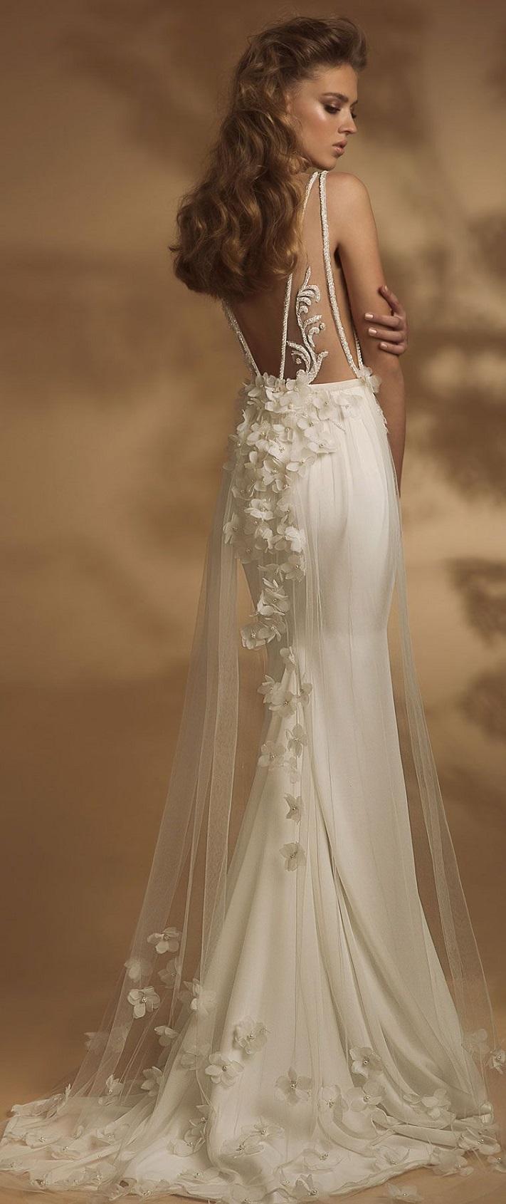 Eliran Araha Wedding Dress
