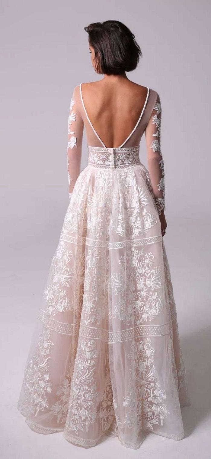 Michal Medina 2018 Wedding Dresses