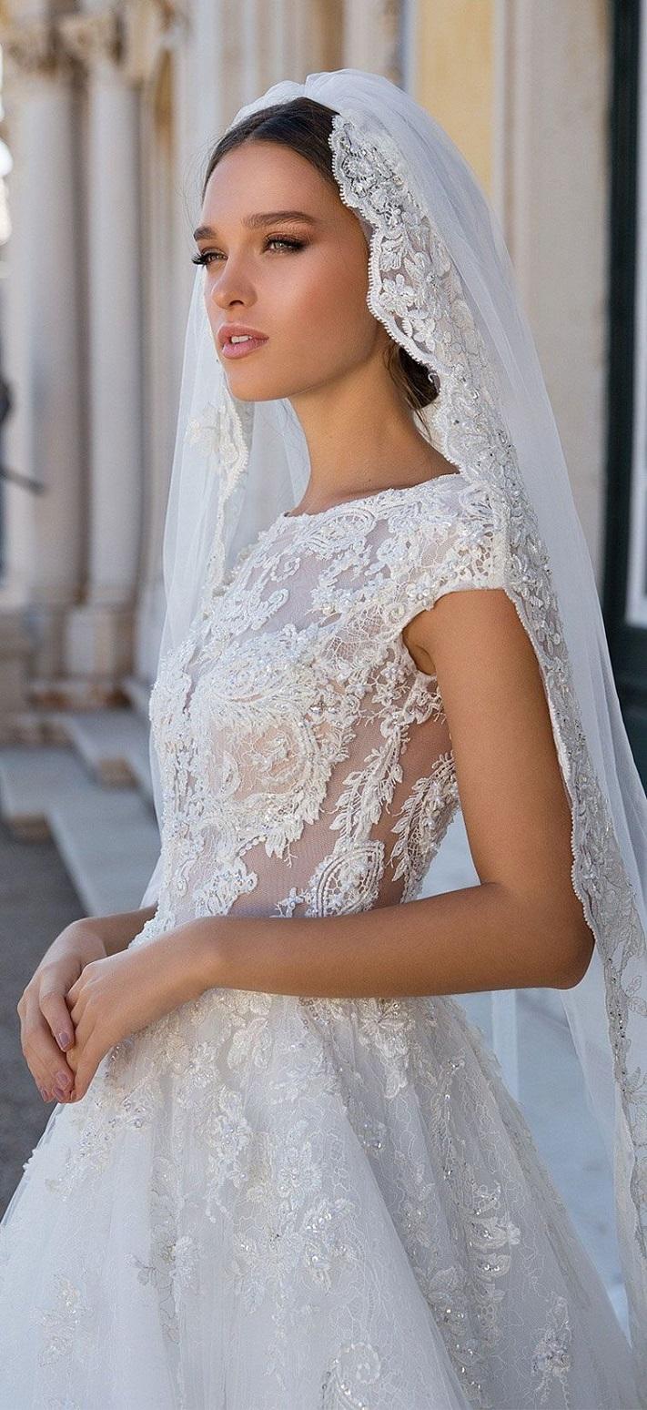 Milla Nova Wedding Dress Inspiration