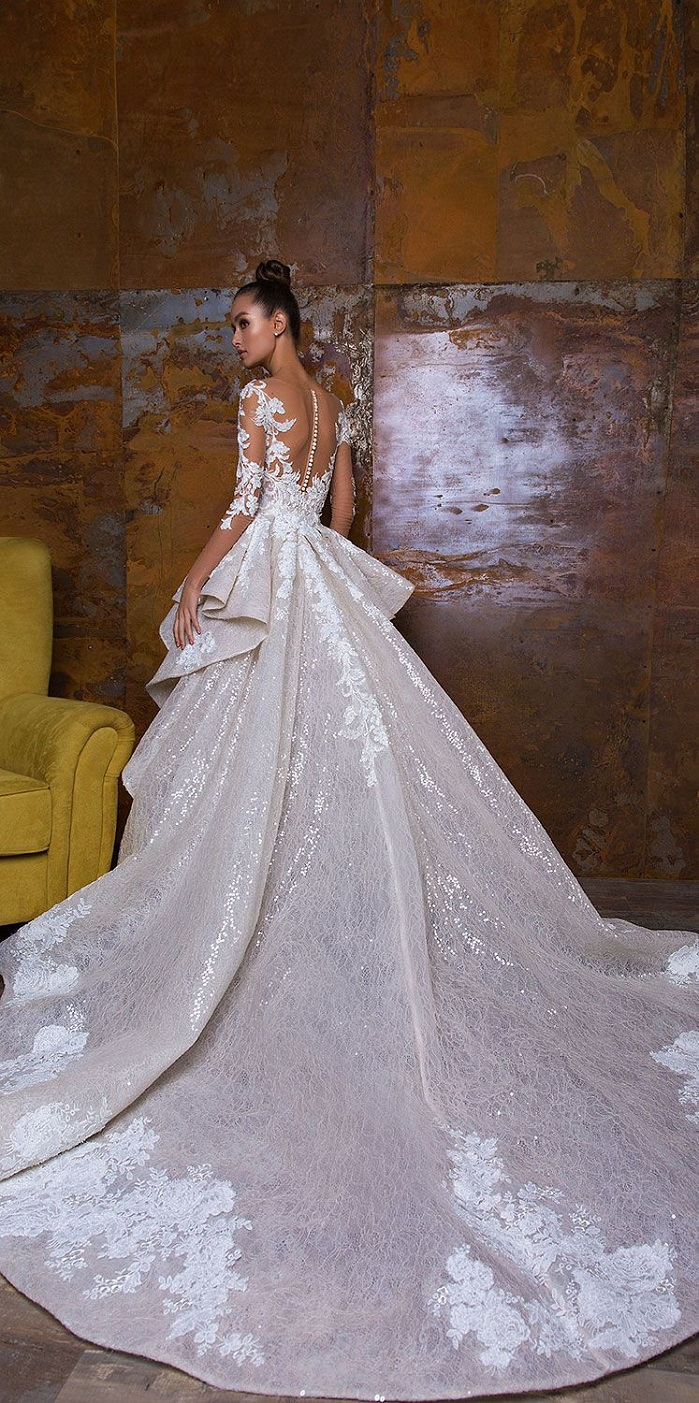 """Crystal Design Wedding Dress """"Timeless Beauty"""" Bridal Collection"""