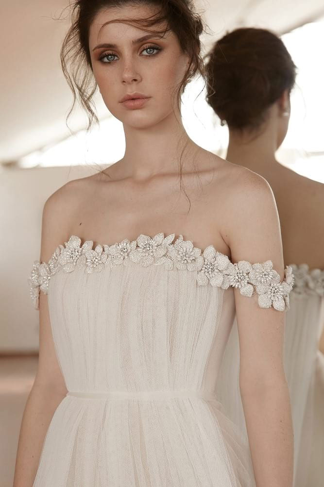 Chana Marelus Wedding Dresses – Fall 2018-2019 Bridal Collection