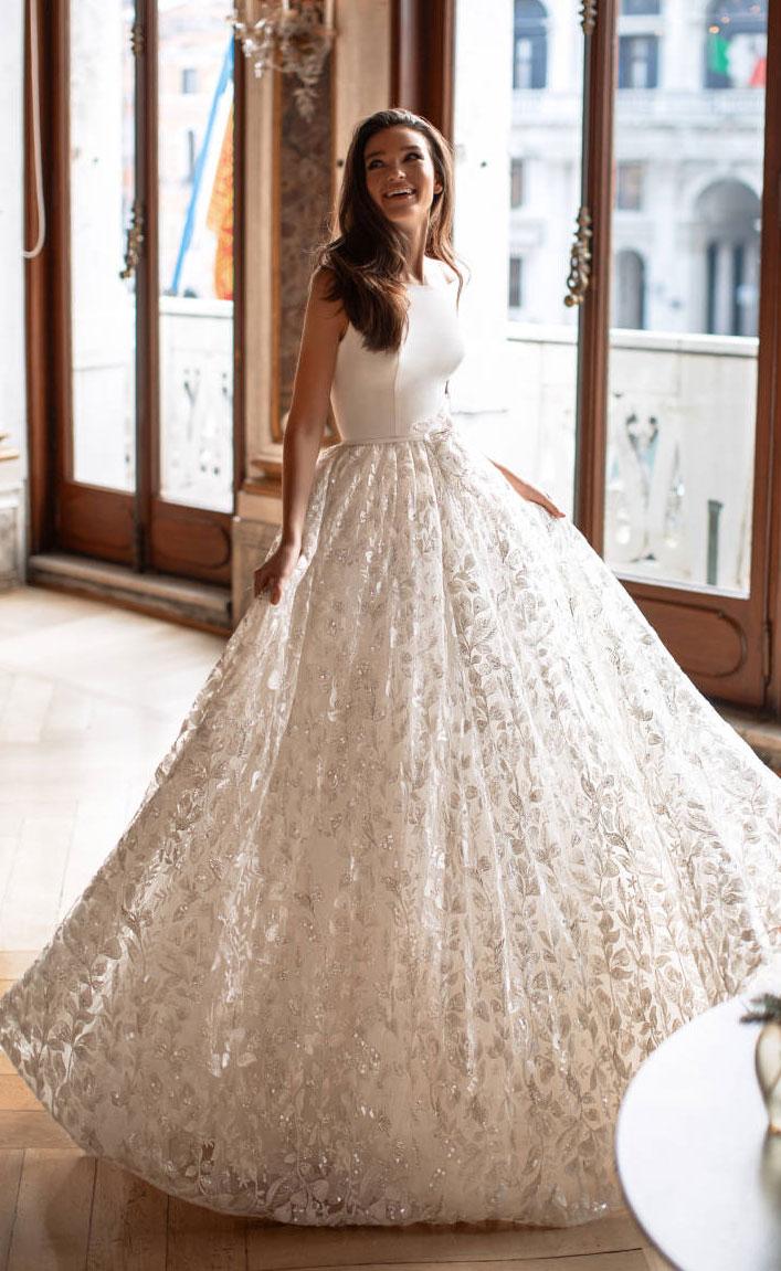 Milla Nova Wedding Dresses – Royal Bridal Collection