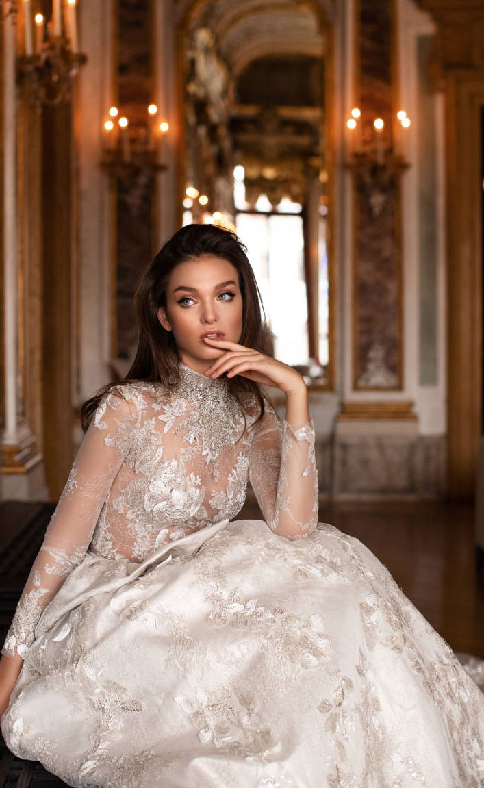 Milla Nova Wedding Dresses – Royal Bridal Collection