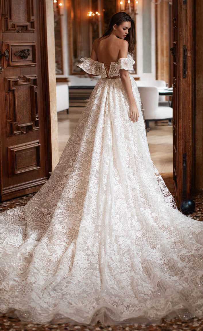 Milla Nova Wedding Dresses.Milla Nova Wedding Dresses Royal Bridal Collection I Take You