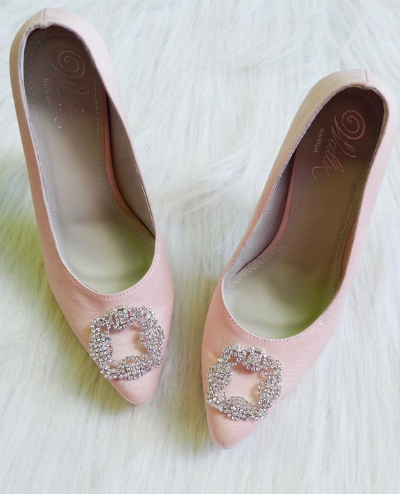 59 High fashion wedding shoes that will never go out of style