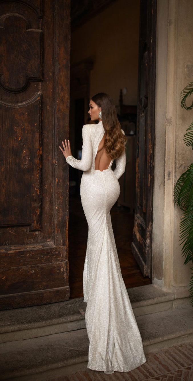 55 Long sleeve wedding dresses for fashion forward brides - wedding gown ,wedding dress #wedding #weddingdress #weddingdresses