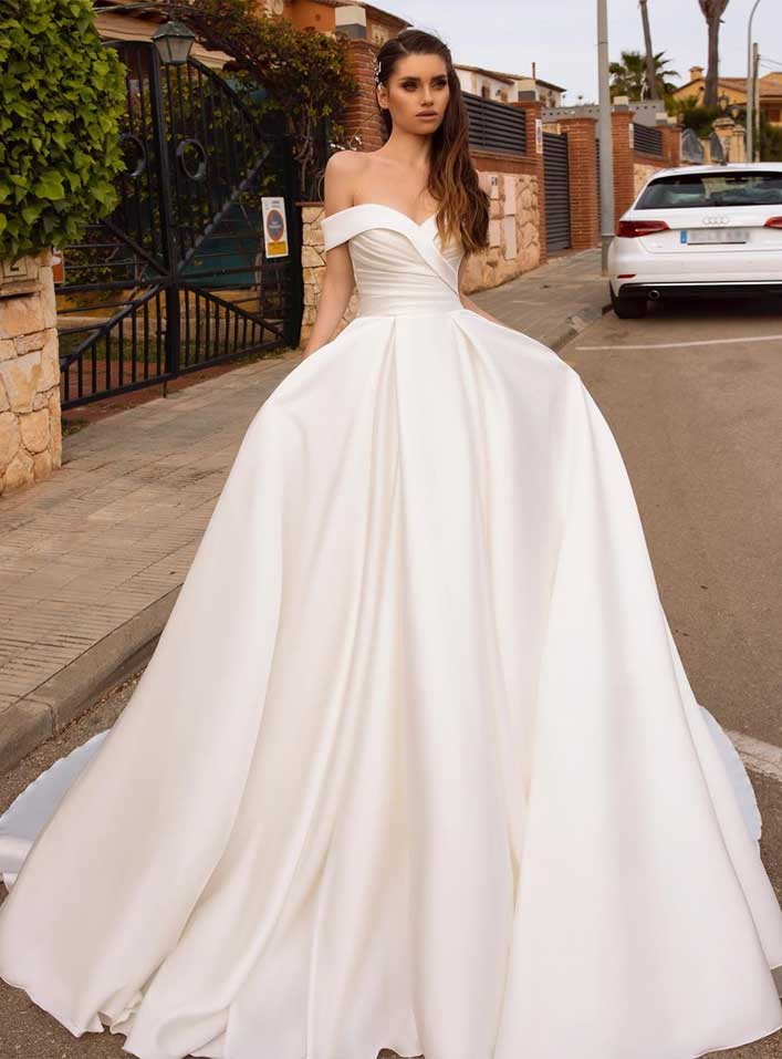 Wedding Dresses With Modern and Unique Sense of Style