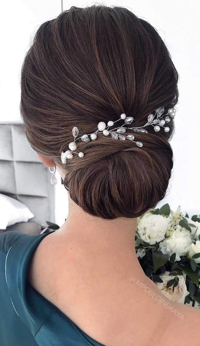 75 Romantic wedding hairstyles