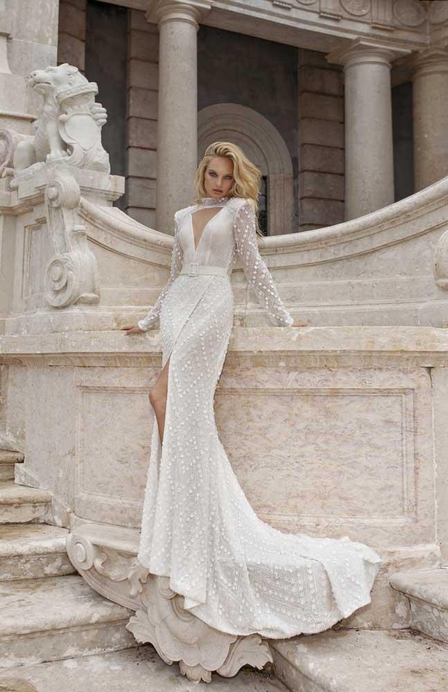 55 Long sleeve wedding dresses for fashion forward brides