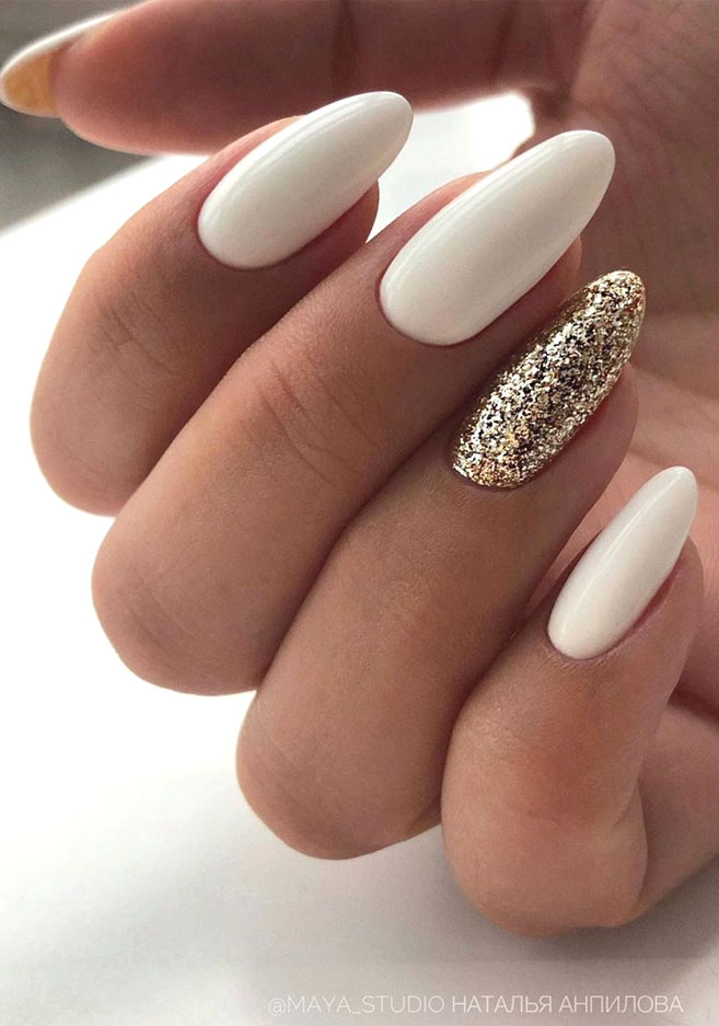 "The most stunning wedding nail art designs for a real ""wow"""