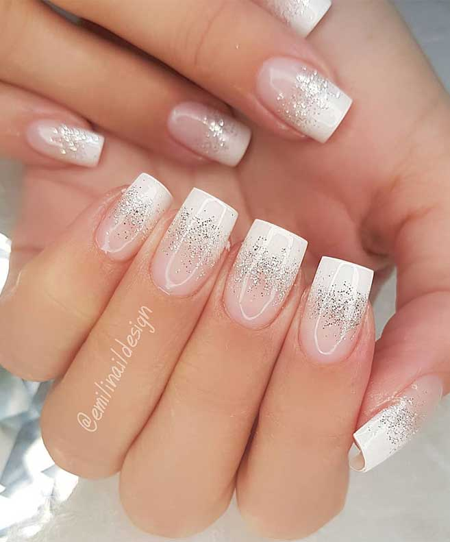 """Wedding Nail Art: The Most Stunning Wedding Nail Art Designs For A Real """"wow"""""""