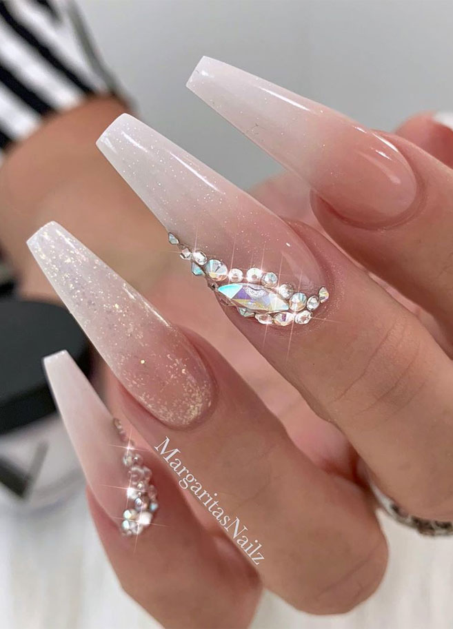 The Most Stunning Wedding Nail Art Designs For A Real Wow