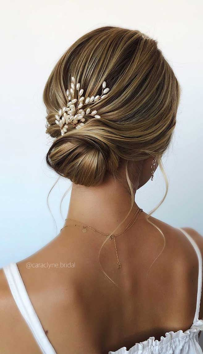 75 Romantic wedding hairstyles