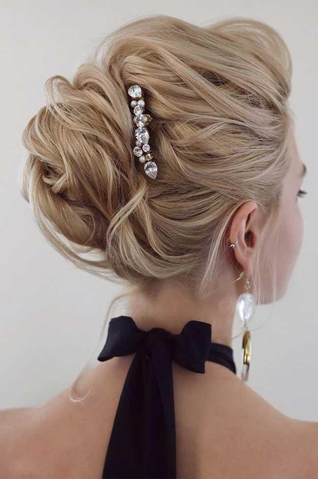 75 Romantic Wedding Hairstyles Wedding Hairstyles