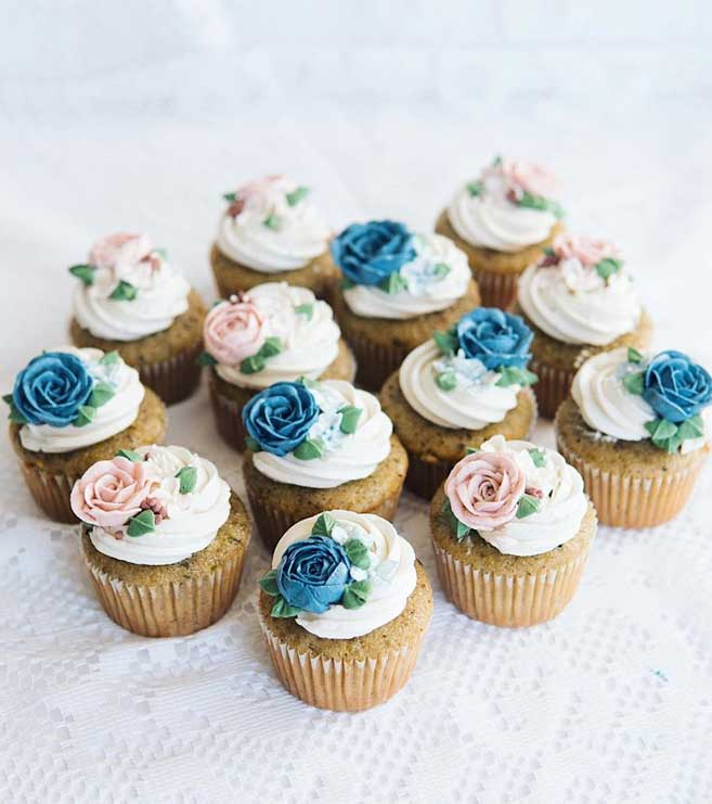59 Pretty Cupcake Ideas for Wedding and Any Occasion