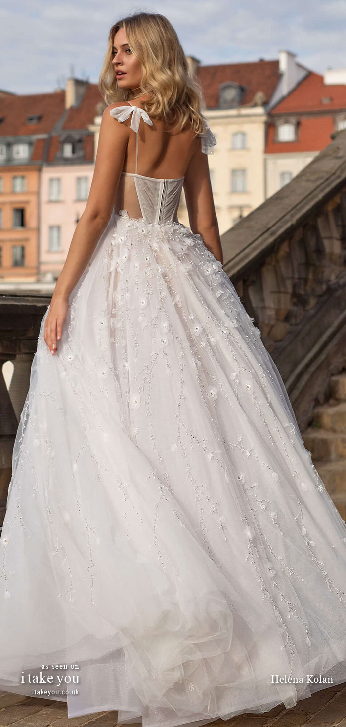 "Helena Kolan wedding dress 2019 – ""Forever Bridal Collection"""