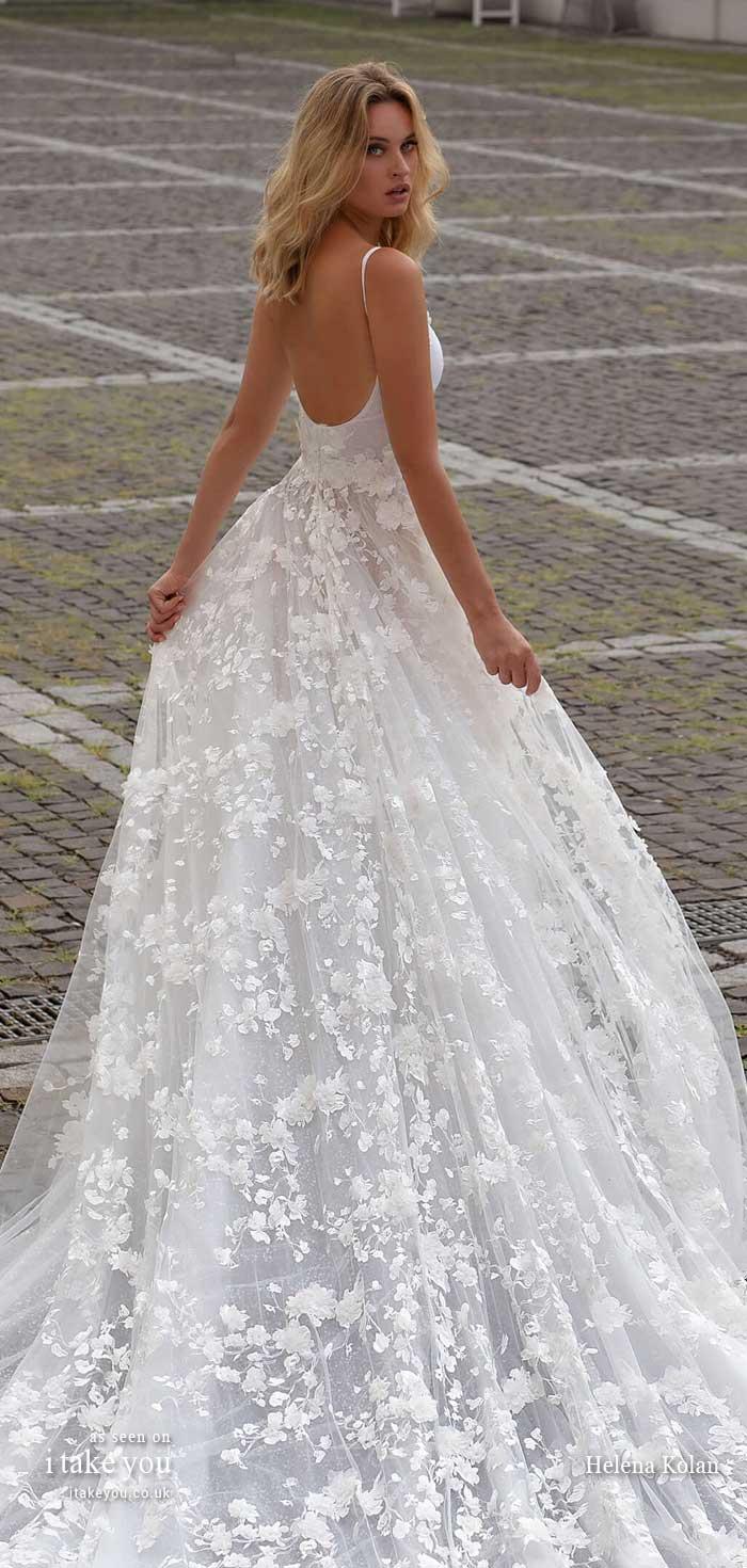 "Helena Kolan wedding dress 2019 – ""Forever Bridal Collection"""