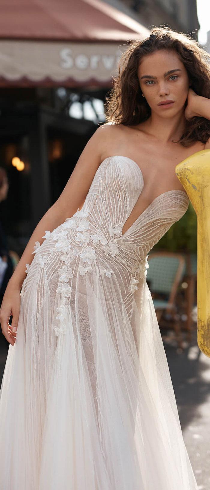 "Liz Martinez 2020 Wedding Dresses — ""Amour"" Bridal Collection"