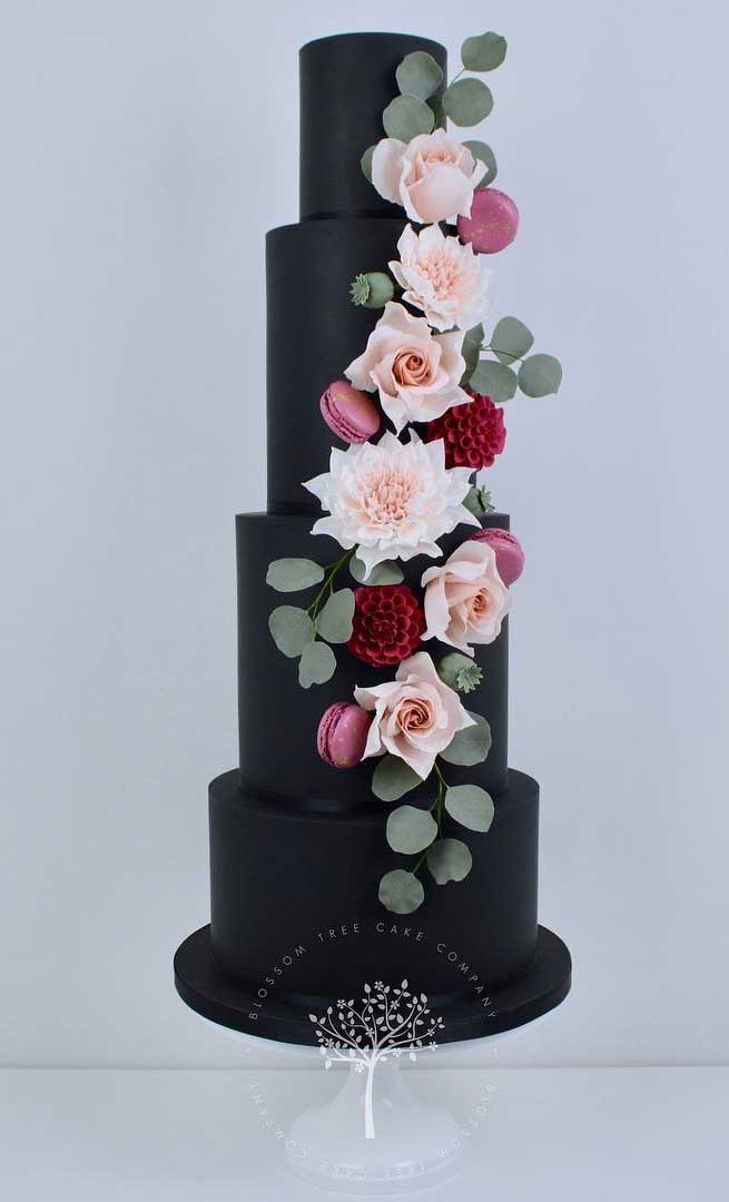79 wedding cakes that are really pretty!