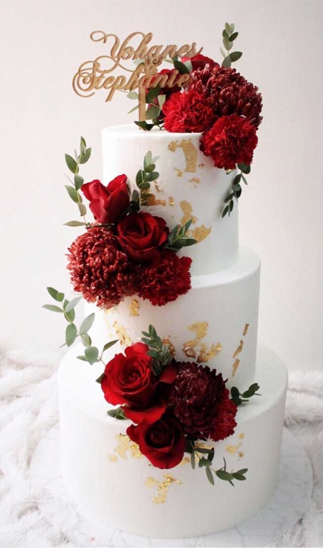 79 Wedding Cakes That Are Really Pretty