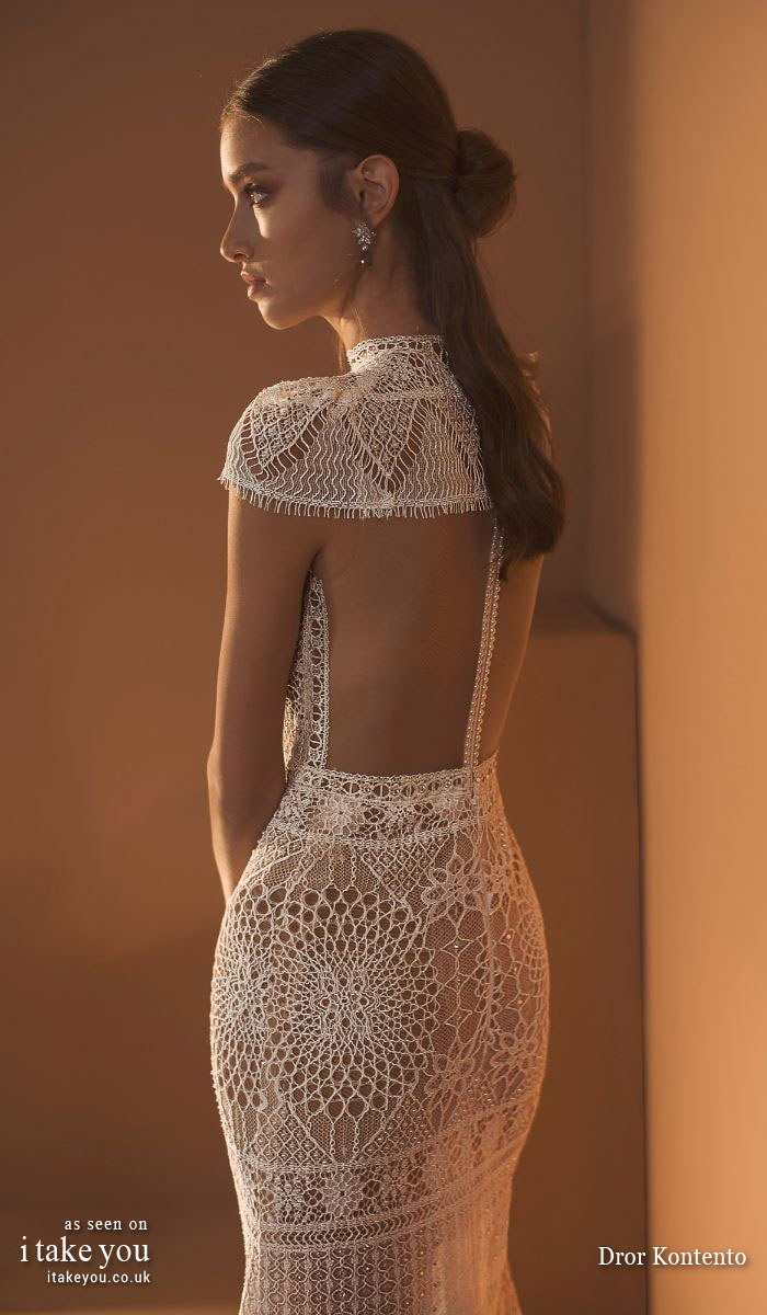 "Dror Kontento 2020 Wedding Dresses ""Desert Spirits"" Bridal Collection"