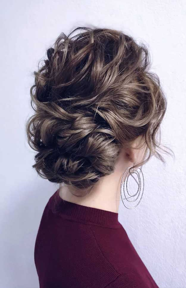 65 The most romantic wedding hairstyles