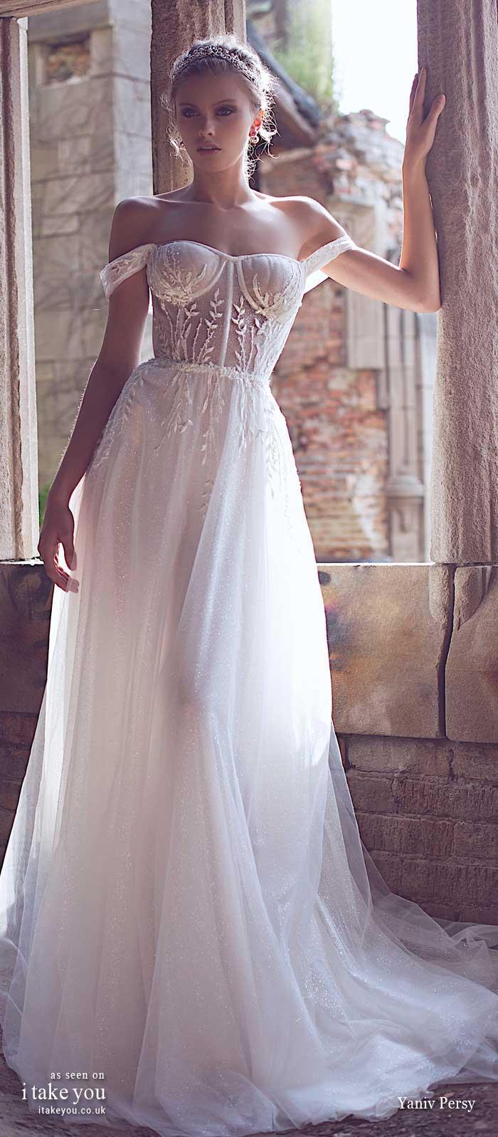 Yaniv Persy Wedding Dress 2020 – Lavish Bridal Collection
