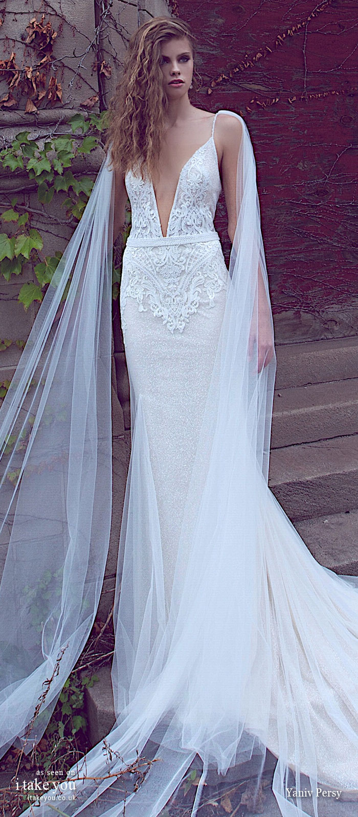 Yaniv Persy Wedding Dress 2020 – Lavish Bridal Collection