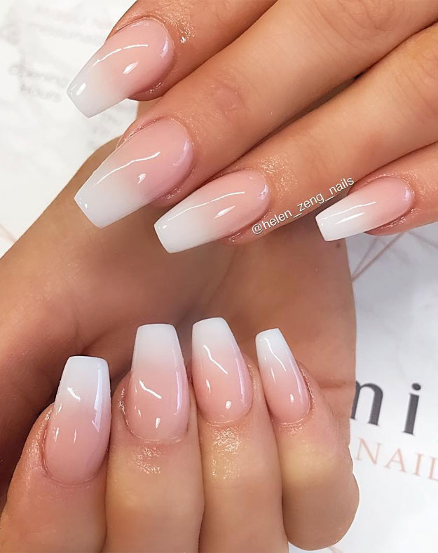 wedding nail designs for brides,  nails with glitter, nails for wedding guest , glitter nail designs , nail trends 2020 #weddingnails #nails #bridenails #glitternails #bridalnails elegant nails, mismatched nail designs
