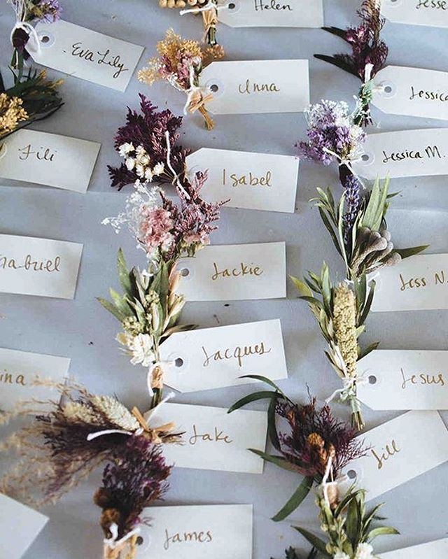 Prettiest Spring Wedding Ideas 2020