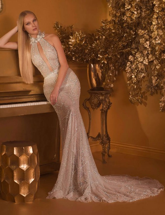 33 Breathtakingly beautiful wedding gowns with amazing details