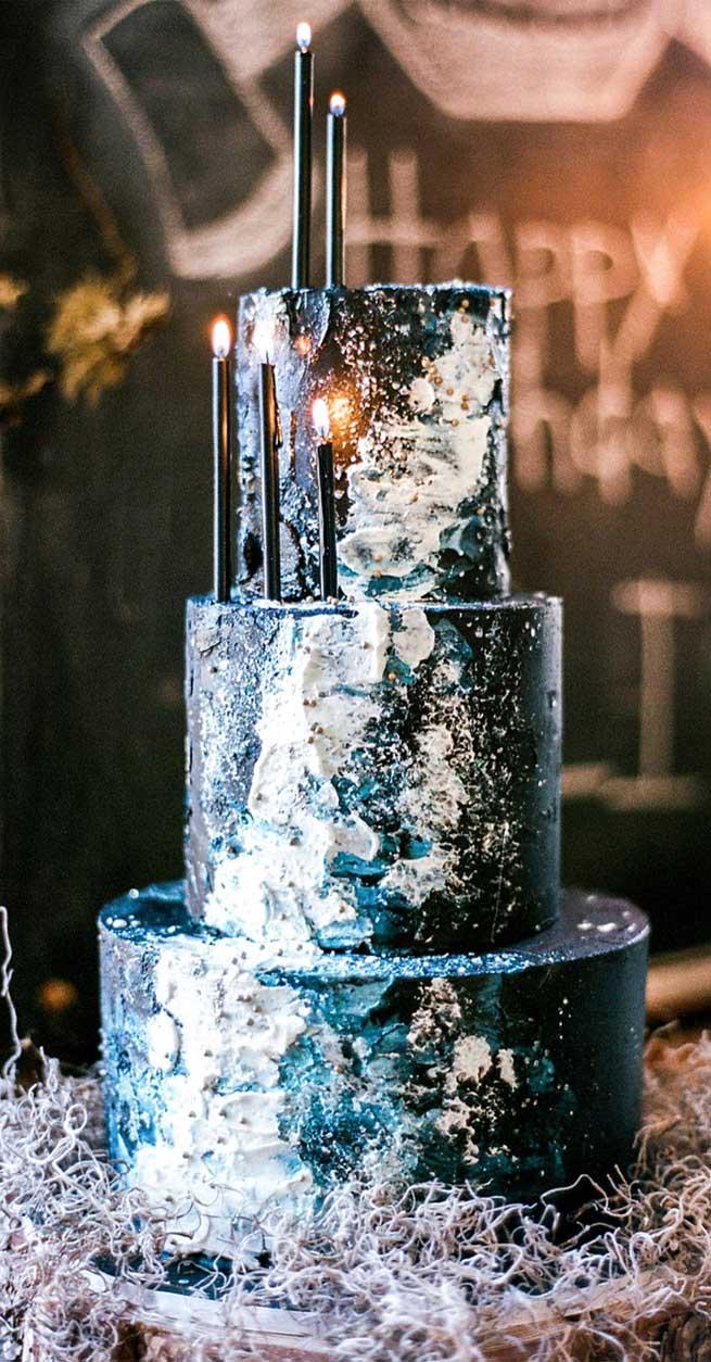 winter cake ideas , winter wedding cakes ,winter wonderland wedding cake , winter cakes #wintercakes