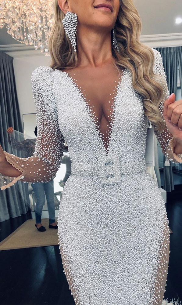Wedding Dresses with romantic details