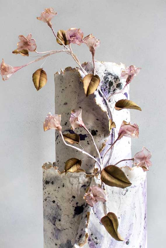 Amazing! These sculpture wedding cakes are works of art 16