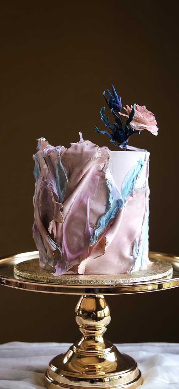 Amazing! These sculpture wedding cakes are works of art 23