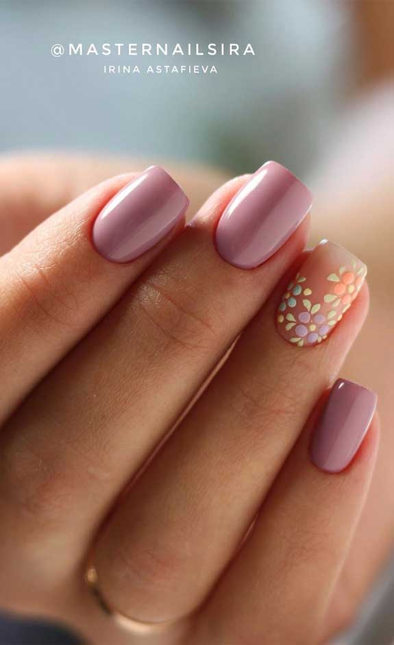 50 Super pretty nail art designs – Dying over these nails! 5