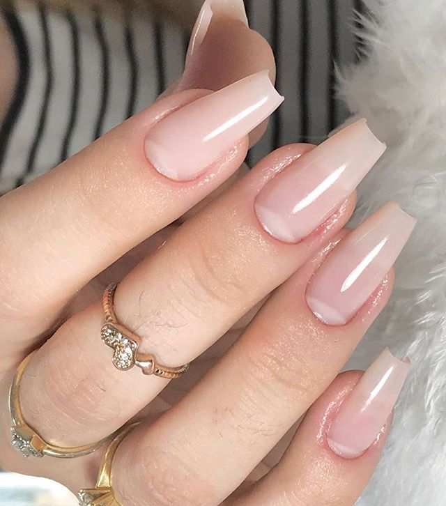 The 45 pretty nail art designs that perfect for spring looks 10