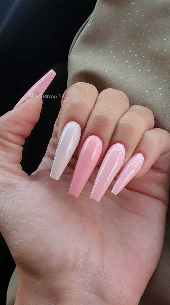 50 Super pretty nail art designs – Dying over these nails! 21