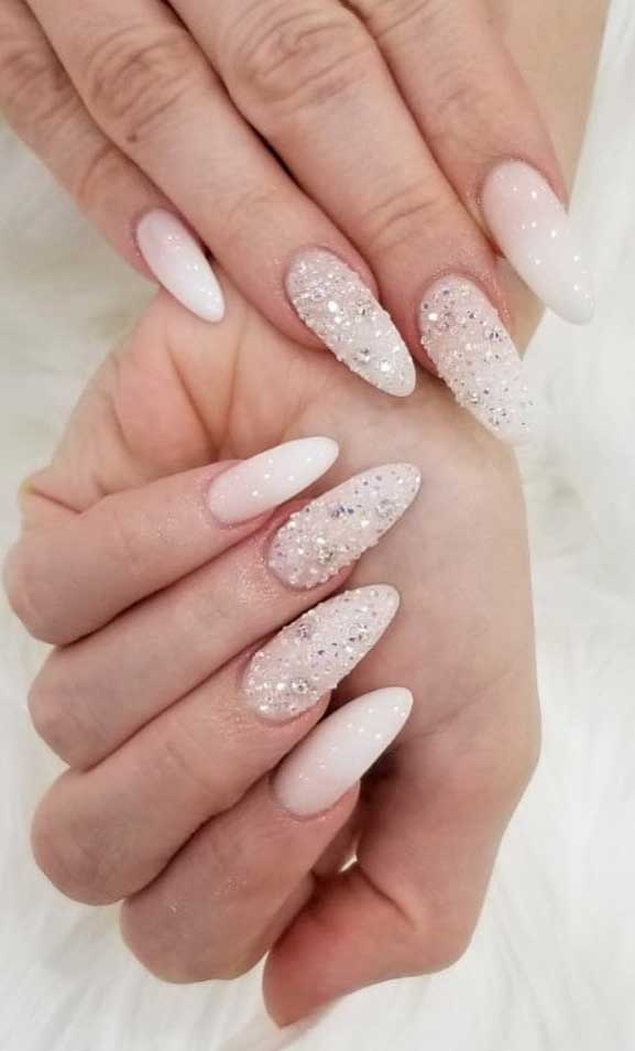50 Super pretty nail art designs – Dying over these nails! 39