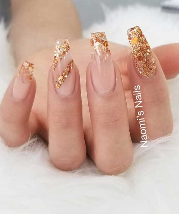 50 Super pretty nail art designs – Dying over these nails! 43