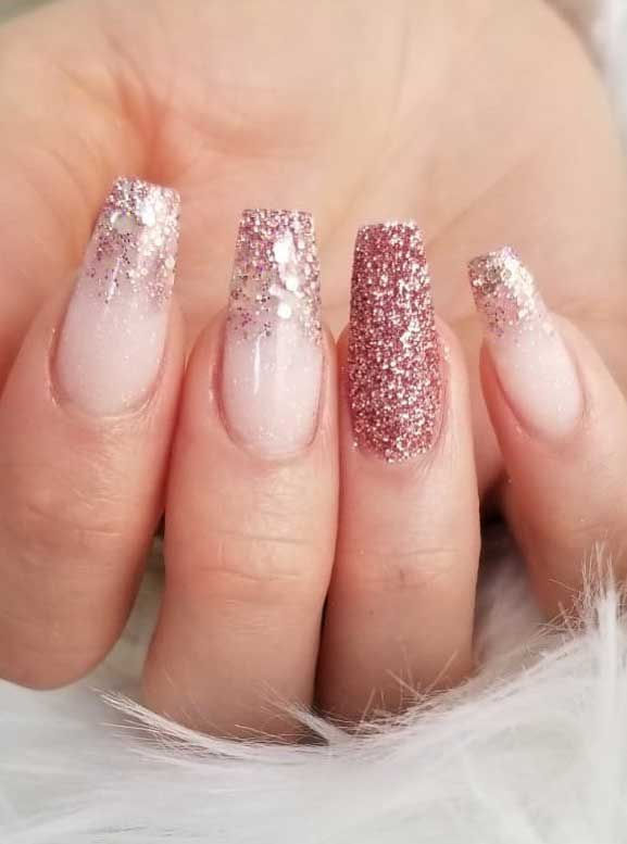 50 Super pretty nail art designs – Dying over these nails! 42