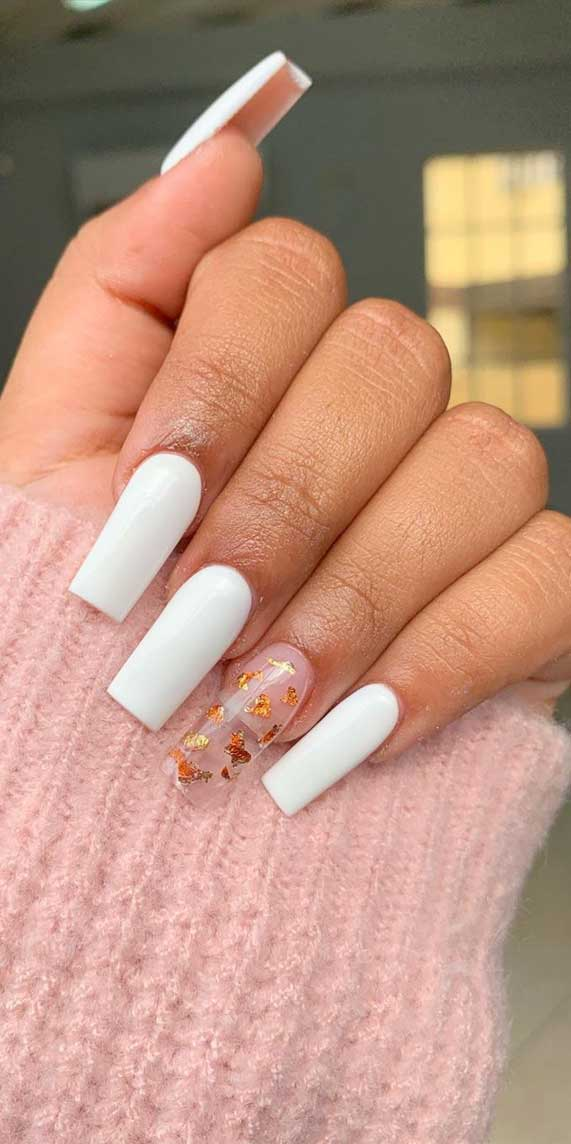 50 Super pretty nail art designs – Dying over these nails! 46
