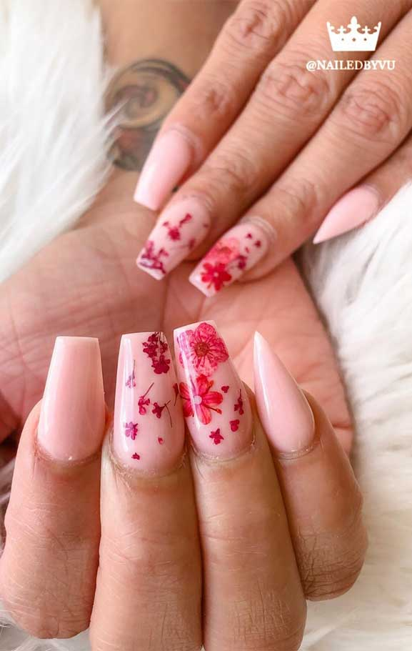50 Super pretty nail art designs – Dying over these nails! 47