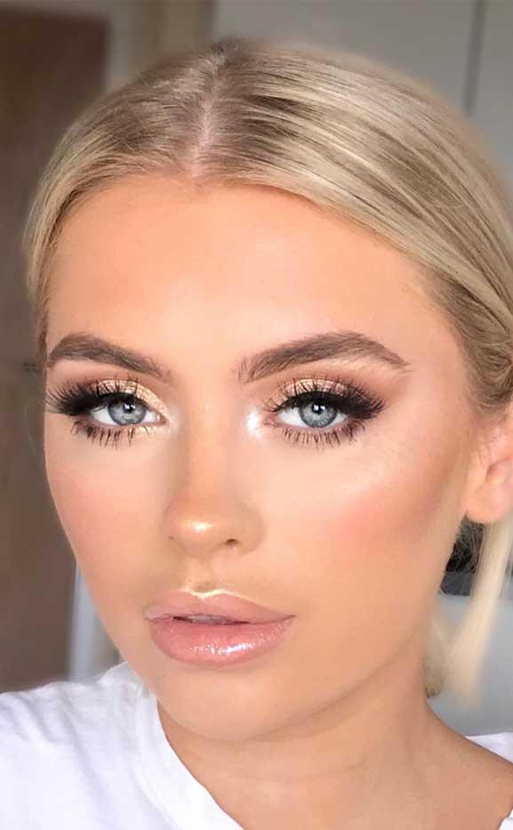 51 Stunning Bridal Makeup Looks For Any Wedding Theme - Page 12 - Wedding Makeup