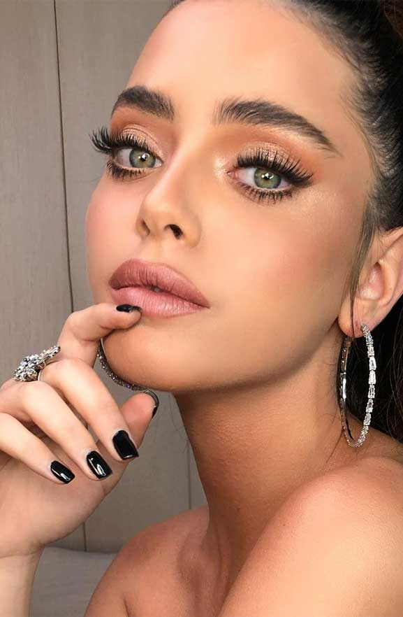51 Stunning bridal makeup looks for any wedding theme – page 6