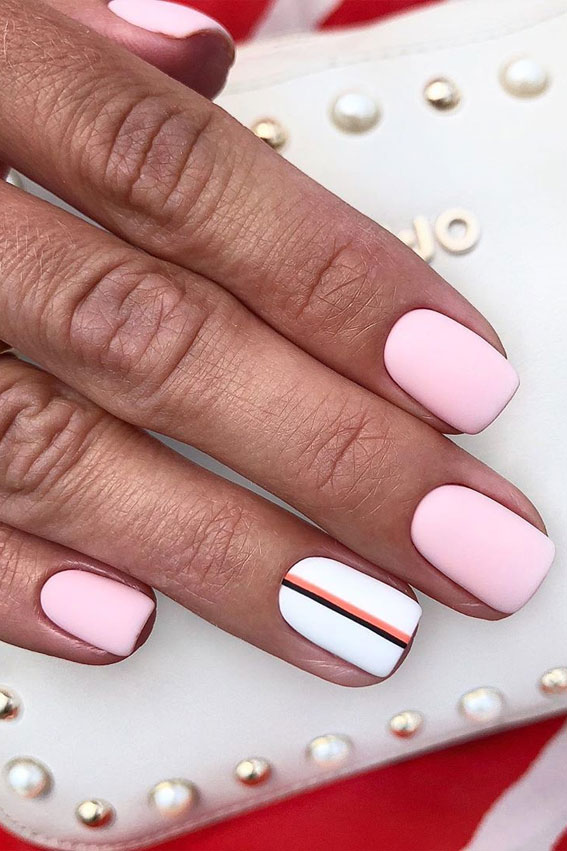22 + Lovely summer nail designs and gorgeous colors