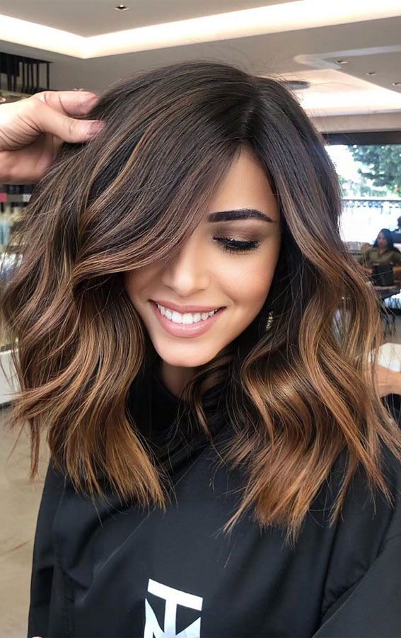 Best Hair Color Ideas To Refresh Your Appearance Chestnut Brown Looks