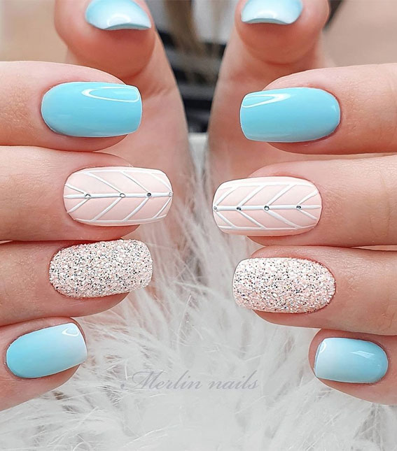 Pretty Summer Nail Designs For Your Next Manicure
