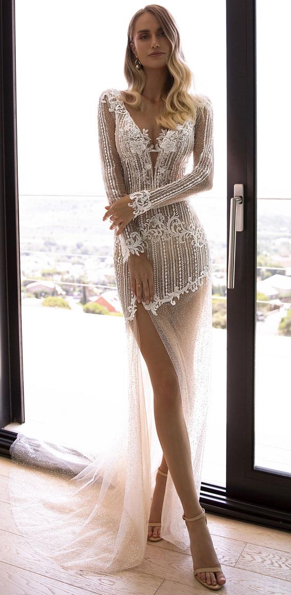 Tina Valerdi Wedding Dresses – Sensation By Tina
